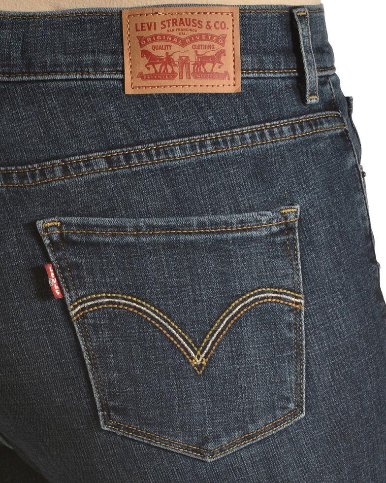Levi's Women's Classic Bootcut Jeans , Indigo, hi-res