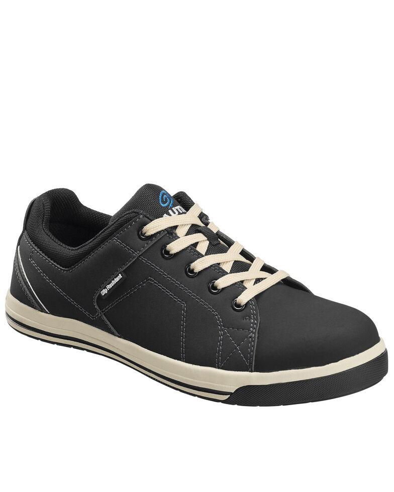 Nautilus Men's Black Westside Work Shoes - Steel Toe, Black, hi-res