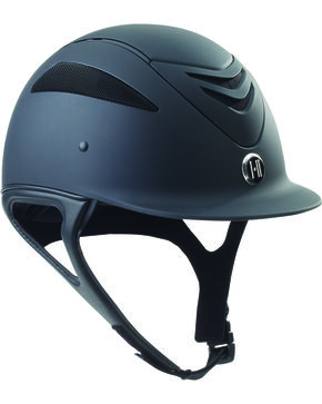 One K Defender Matte Helmet, Black, hi-res