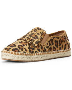 Ariat Women's Unbridled Joy Leopard Print Shoes, Leopard, hi-res