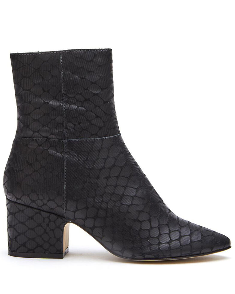 Matisse Women's At Ease Fashion Booties - Pointed Toe, Black, hi-res