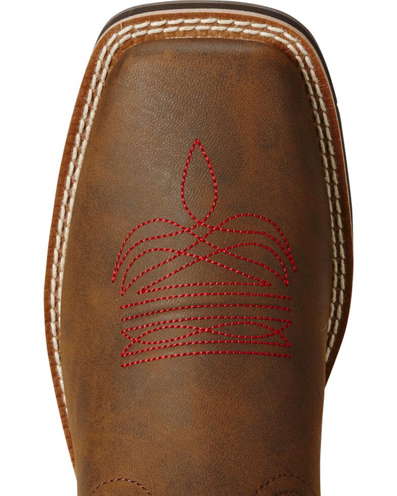 Ariat Women's Fatbaby Heritage Rosie Western Boots, Brown, hi-res