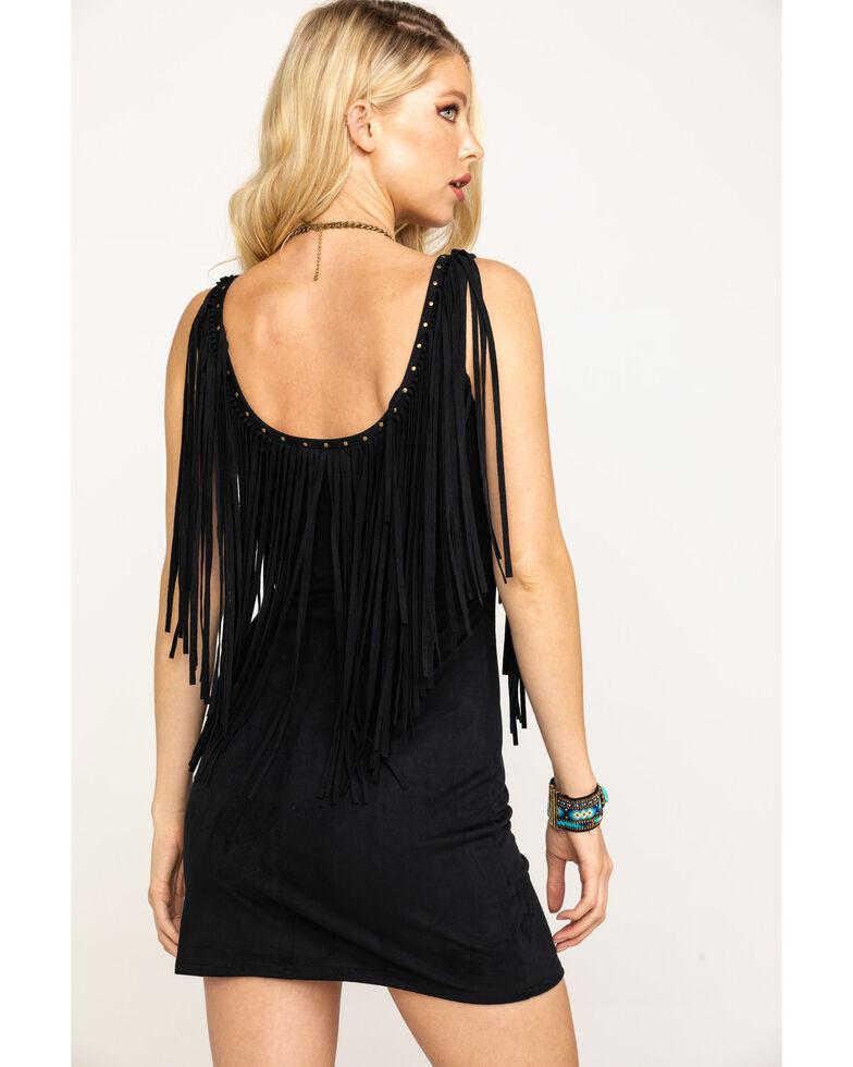 Idyllwind Women's Don't Call Me Sweetheart Dress, Black, hi-res