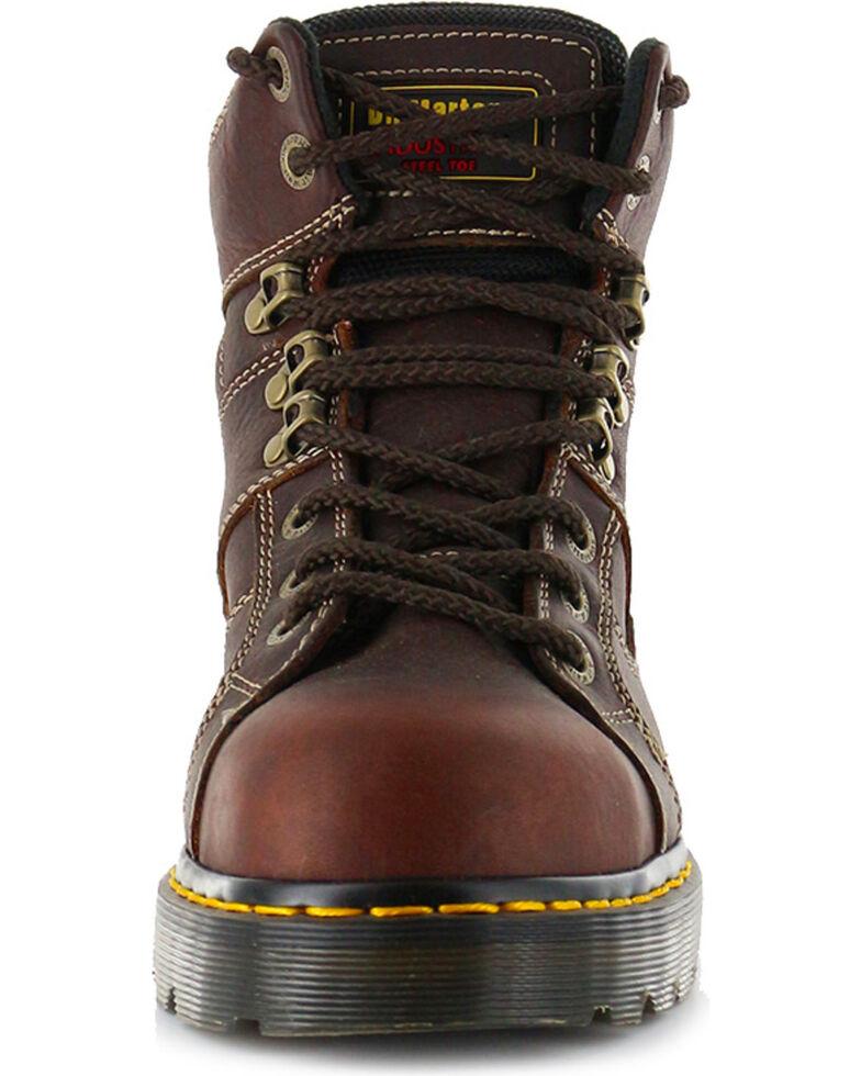 90af41bc395 Dr. Martens Men's Ironbridge Ex Wide Work Boots - Steel Toe