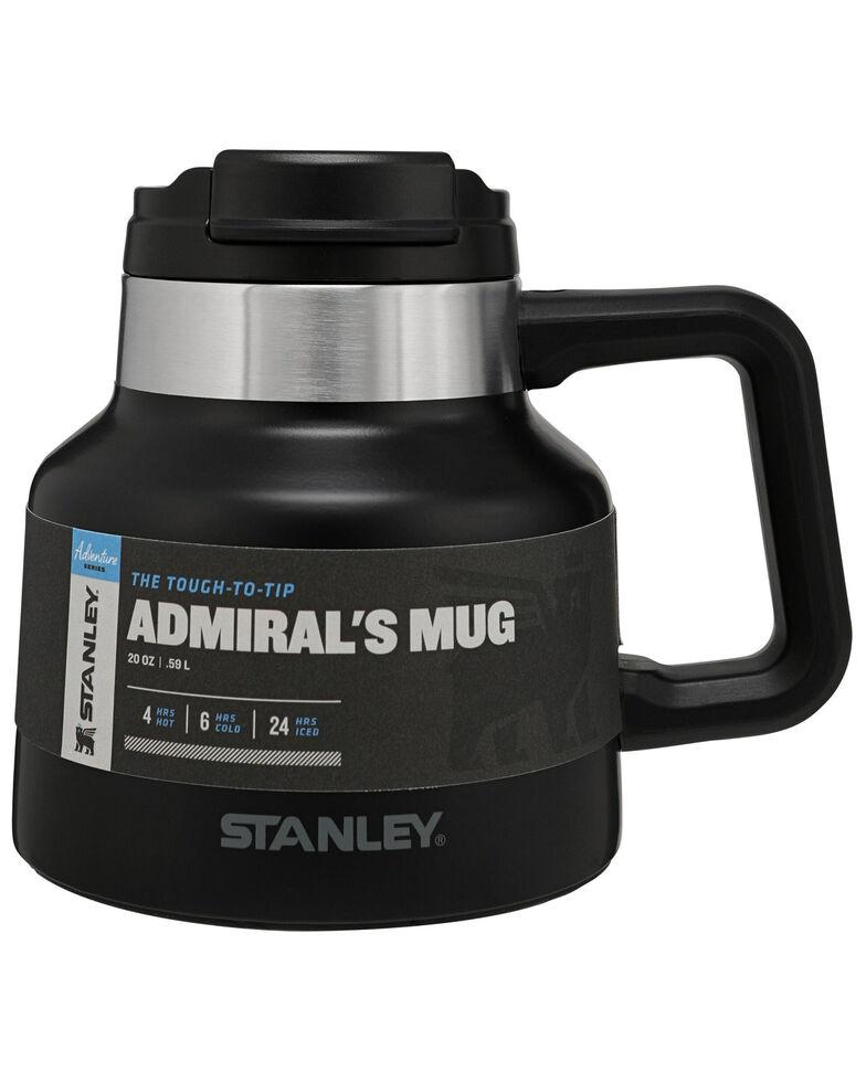 Stanley Black Admiral's Mug, Black, hi-res