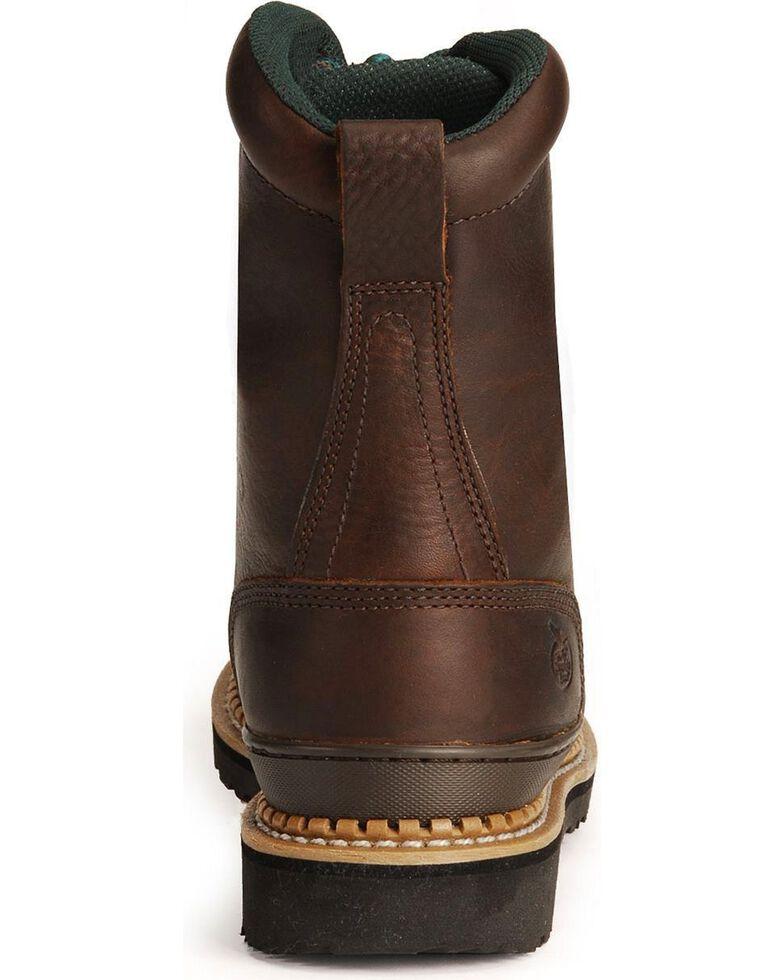 Georgia Men's Georgia Giant Work Boots, Brown, hi-res