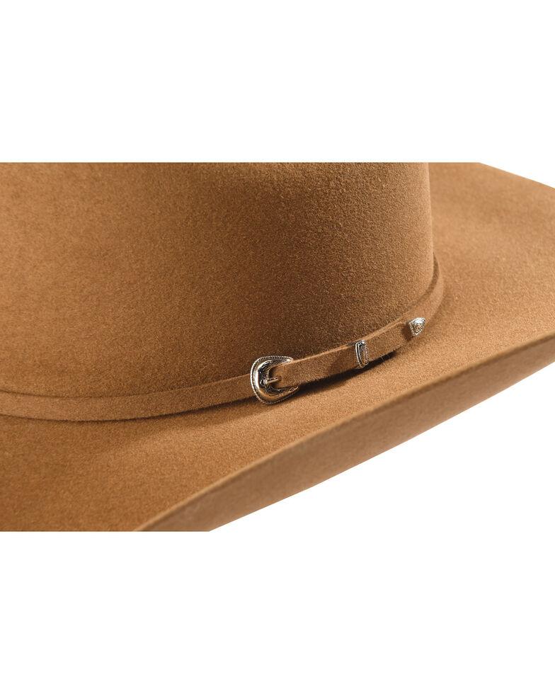 ee180b0543ae6f Zoomed Image Cody James Men's Pecan 5X Colt Felt Hat , Pecan, hi-res
