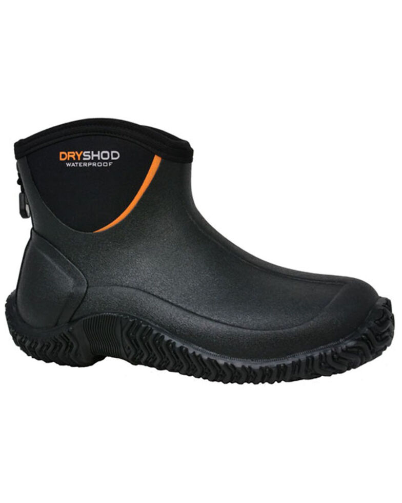 Dryshod Men's Legend Camp Boots - Soft Toe, Black, hi-res