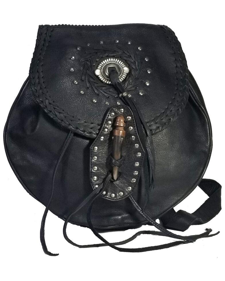 Kobler Leather Women's Coby Backpack, Black, hi-res