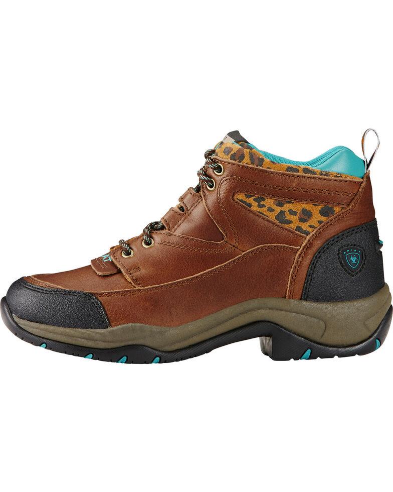 Ariat Women's Terrain Outdoor Boots, Brown, hi-res