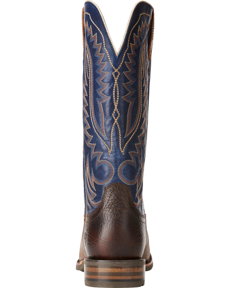 d8a47163a89 Ariat Men's Palo Duro Western Boots