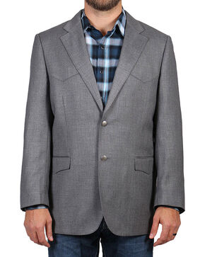 Cody James® Men's Frisco Sport Coat , Grey, hi-res