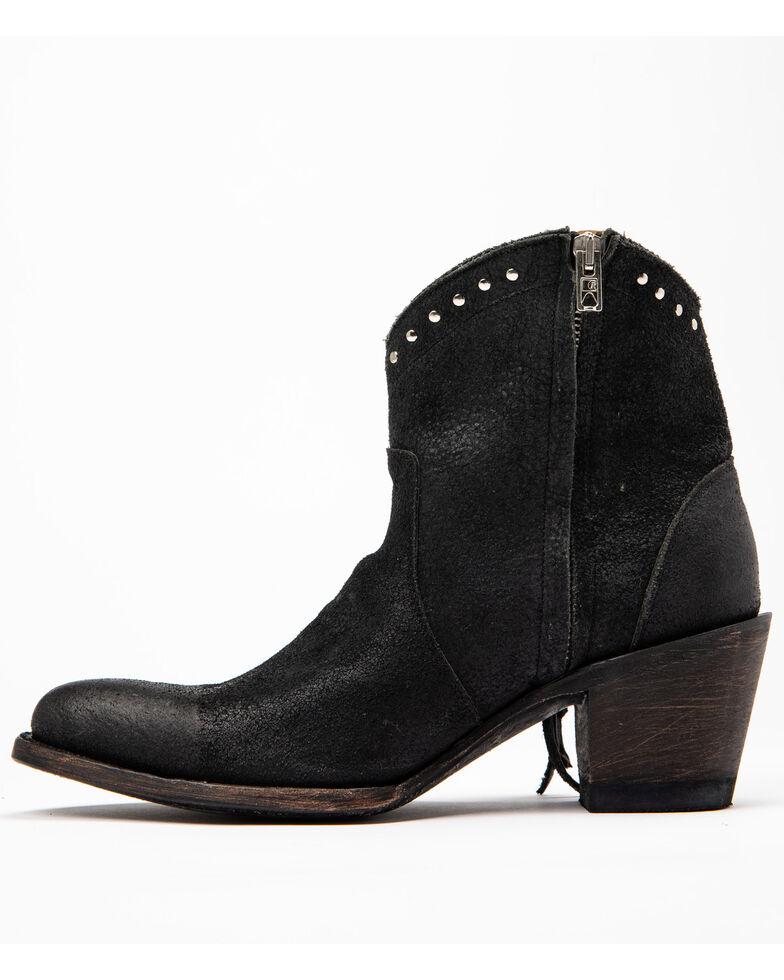 Idyllwind Women's Maverick Fashion Booties - Round Toe, Black, hi-res