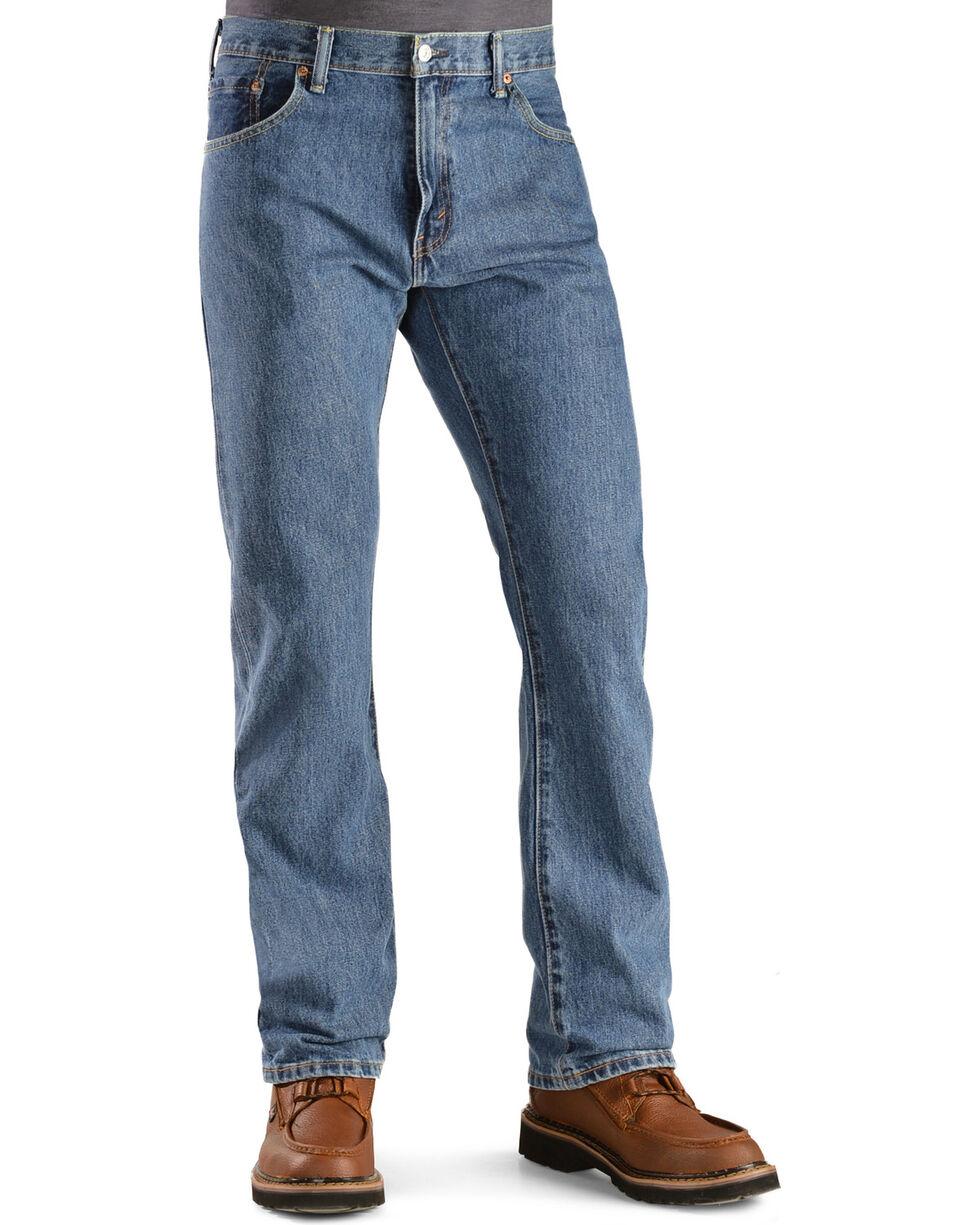 Levi's  517 Jeans - Prewashed Boot Cut, Stonewash, hi-res
