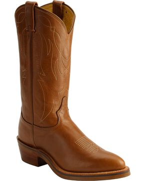 Tony Lama Men's Retanned Western Boots, Natural, hi-res