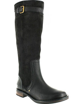 UGG® Women's Castille Tall Fashion Boots, Black, hi-res