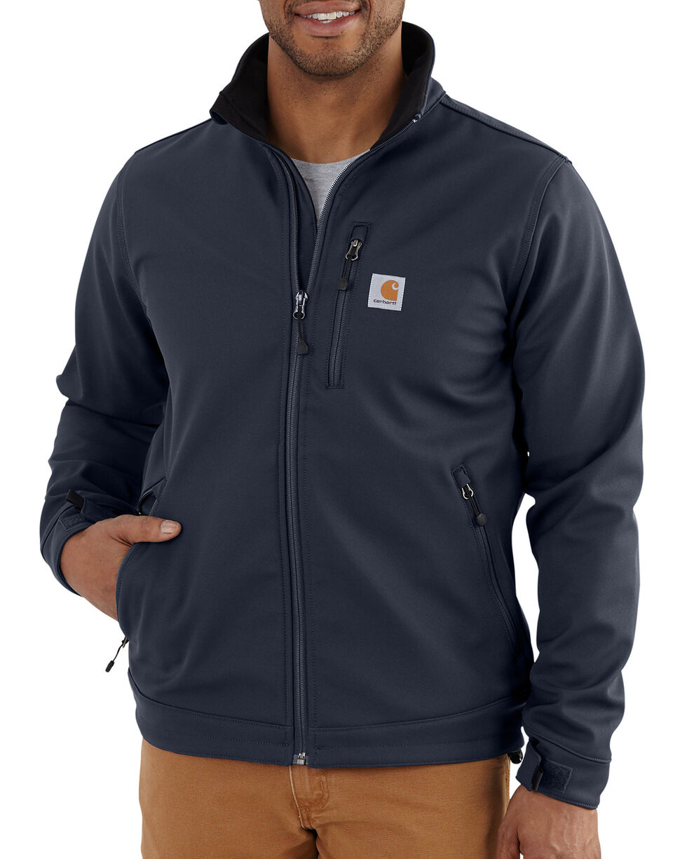 Carhartt Men's Crowley Jacket, Navy, hi-res