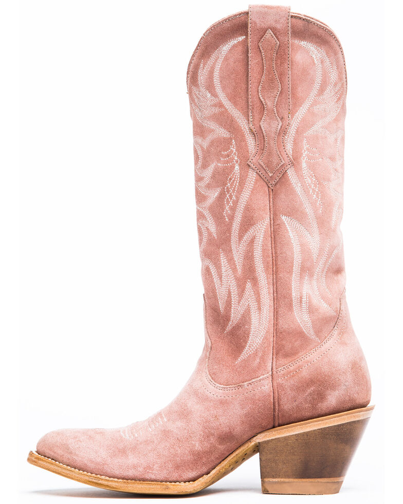 Idyllwind Women's Charmed Life Western Boots - Round Toe, Blush, hi-res