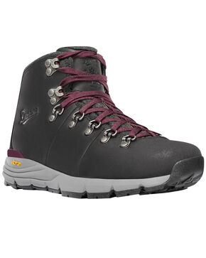Danner Men's Black Mountain 600 Boots - Round Toe, Multi, hi-res