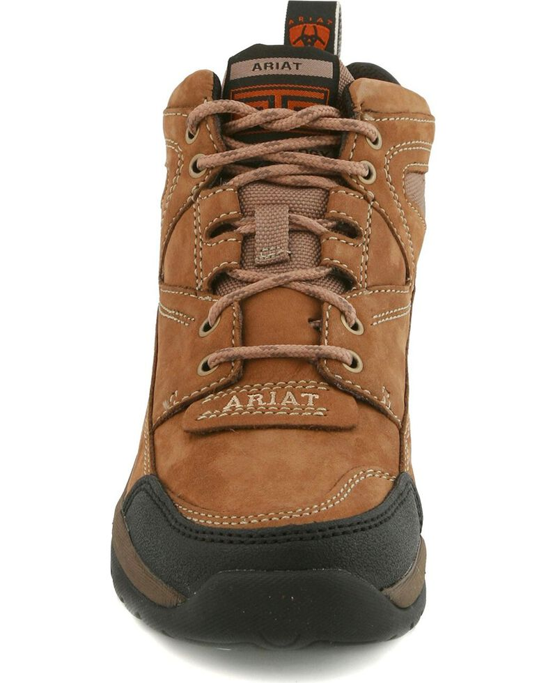 Ariat Women's Terrain Endurance Boots, Taupe, hi-res