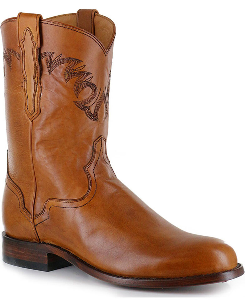 El Dorado Men S Embroidered Round Toe Western Boots Boot