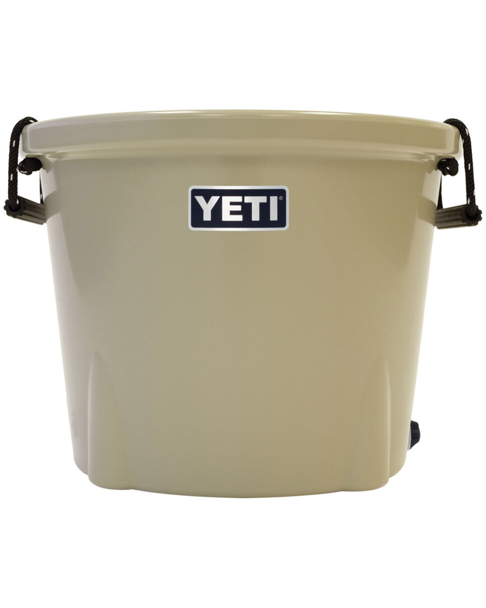 YETI Tank 45 Bucket Cooler, Tan, hi-res