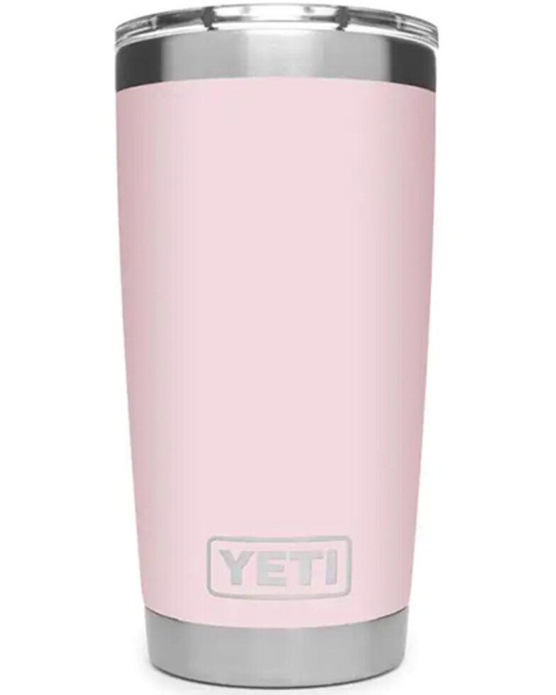 Yeti Rambler 20oz Ice Pink Tumbler, Light Pink, hi-res
