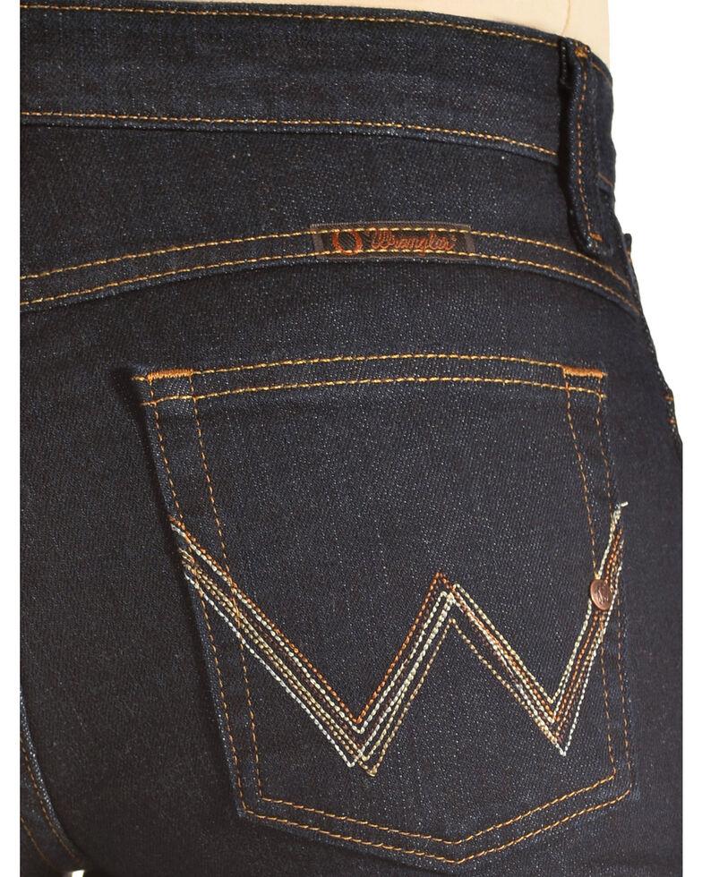 ebc830c5b7e9f Wrangler Women s Dark Dynasty Ultimate Riding Q-Baby Jeans