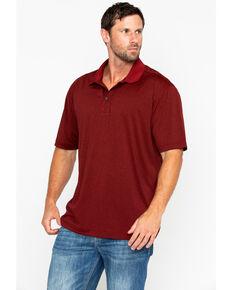 621ded9c2 Cody James Men's Red Short Sleeve Polo Shirt