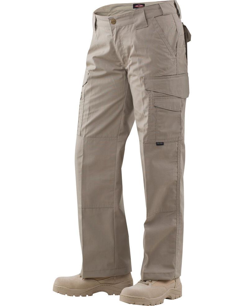 Tru-Spec Women's 24-7 Series Tactical Pants, Khaki, hi-res