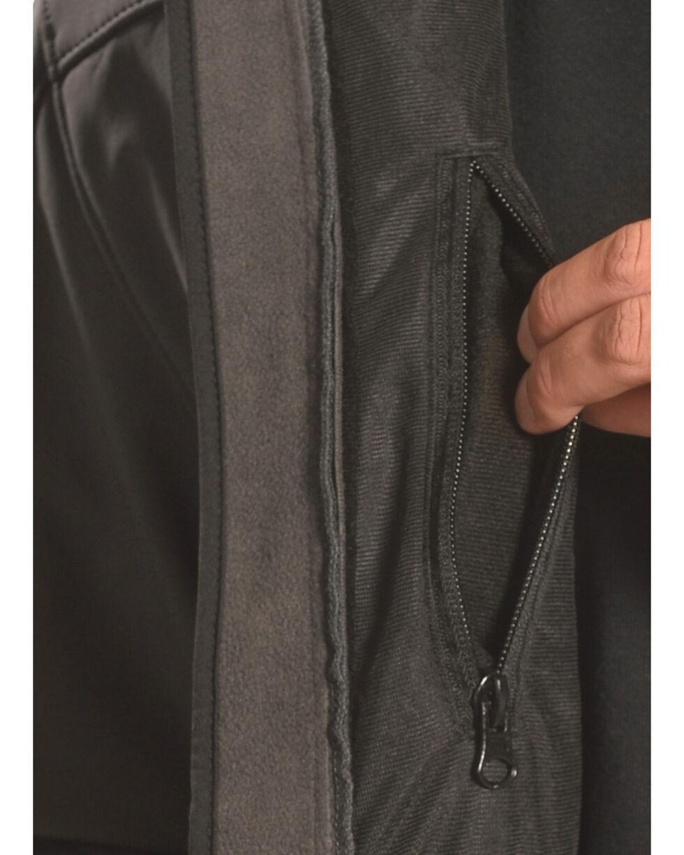 Forge Workwear Men's Grey Lined Bonded Jacket , Grey, hi-res