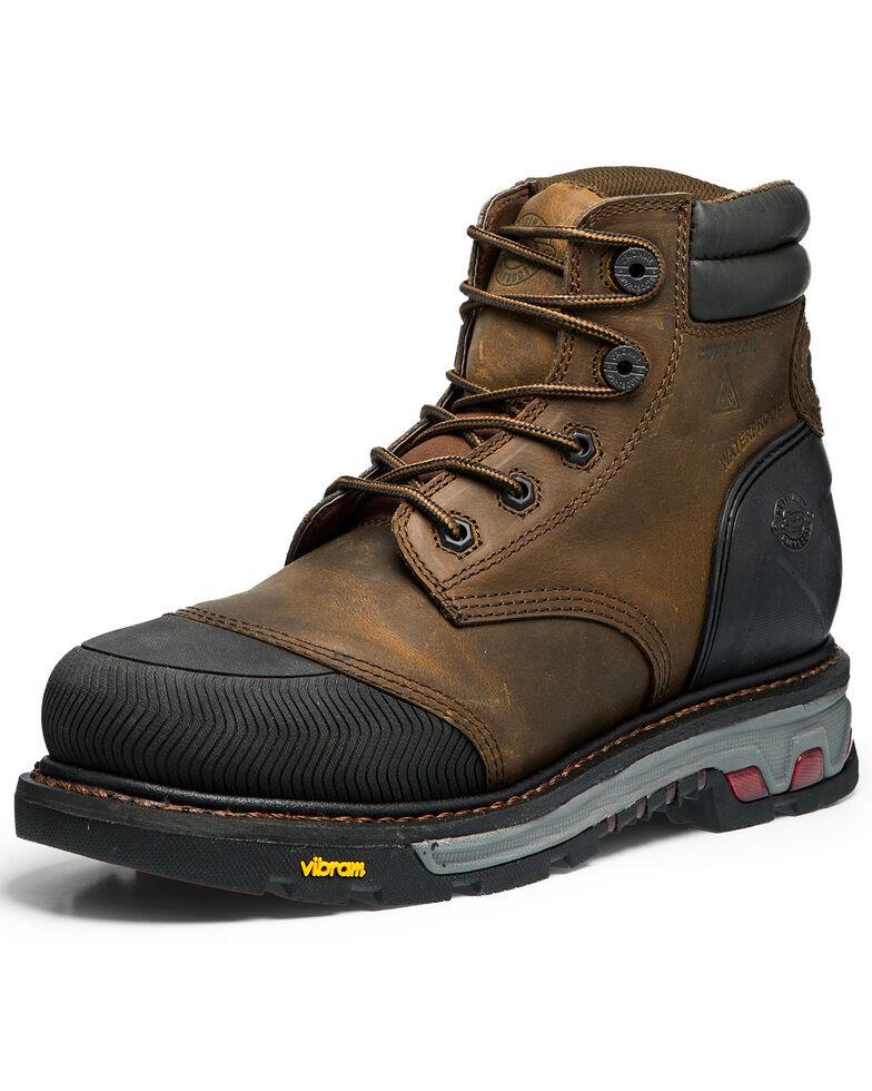 45ba1944e9b Justin Men's Warhawk Waterproof Work Boots - Composite Toe