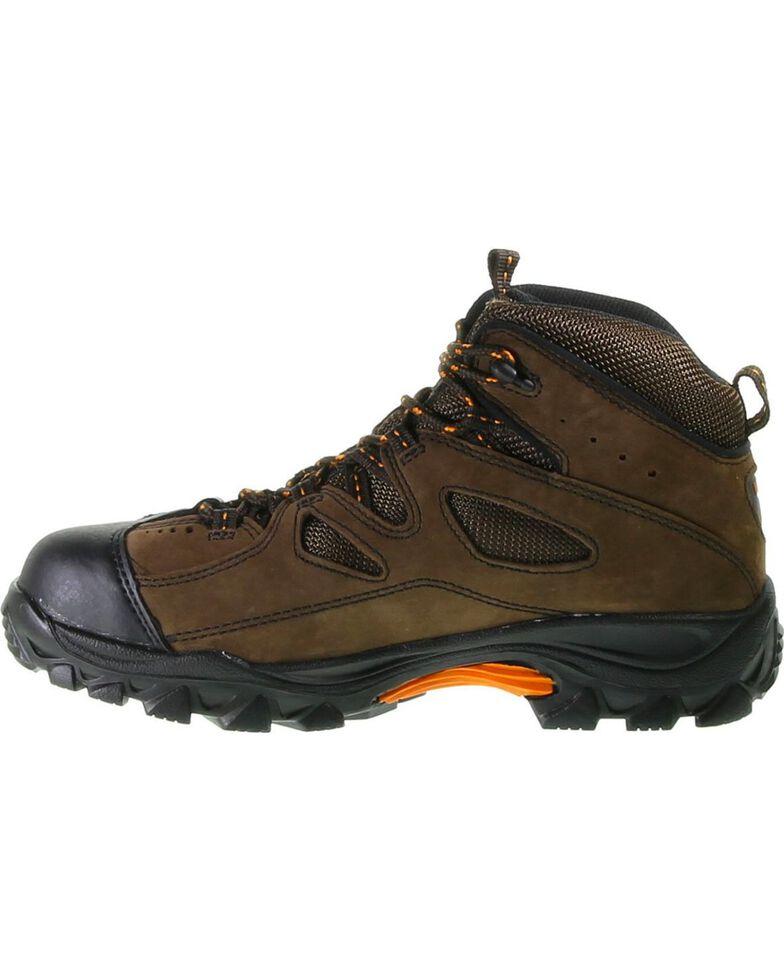 7df2fe4be12 Wolverine Men's Hudson Mid Cut Steel Toe Hiker Boots