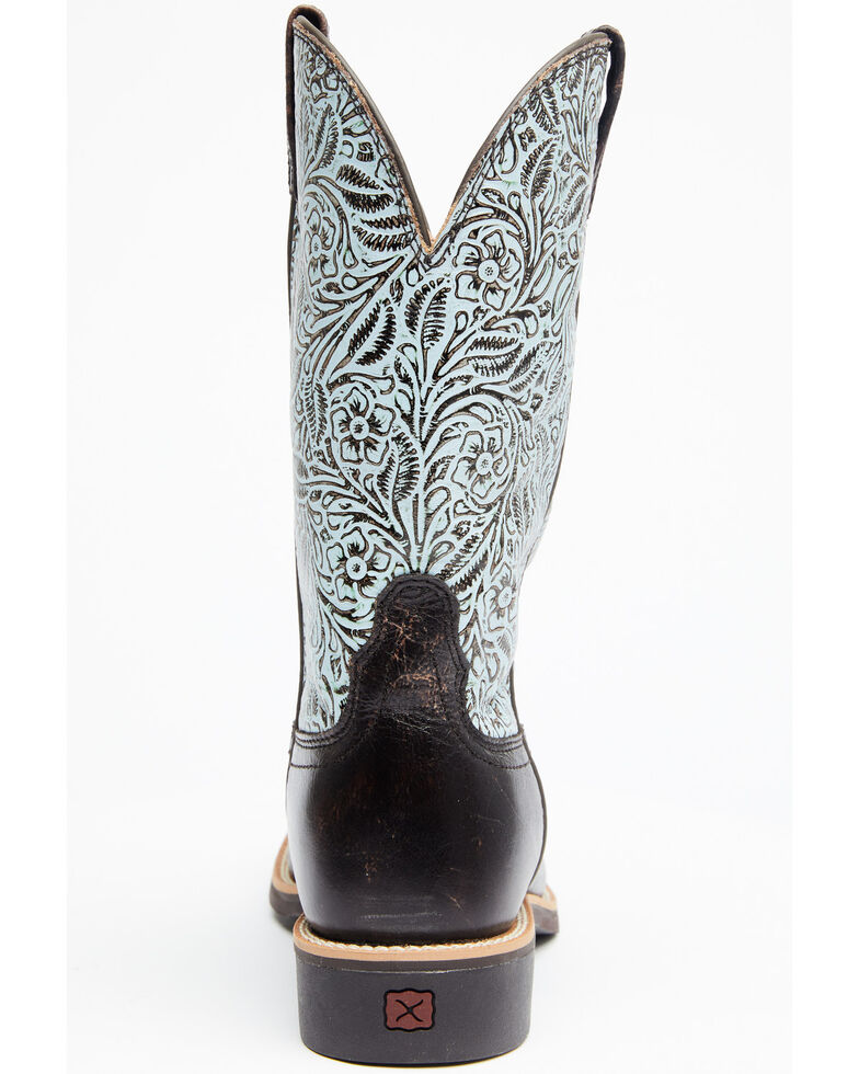 Twisted X Women's Top Hand Western Boots - Wide Square Toe, , hi-res