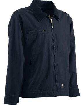 Berne Original Washed Gasoline Jacket, Midnight, hi-res