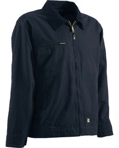 Berne Original Washed Gasoline Jacket - 3XL and 4XL, Midnight, hi-res