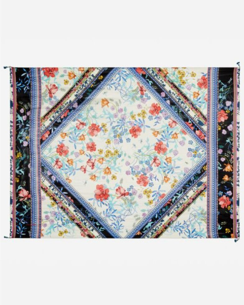 Johnny Was Women's Invo Scarf, Multi, hi-res