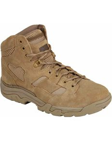 "5.11 Tactical Men's Taclite 6"" Coyote Boots, Coyote Brown, hi-res"