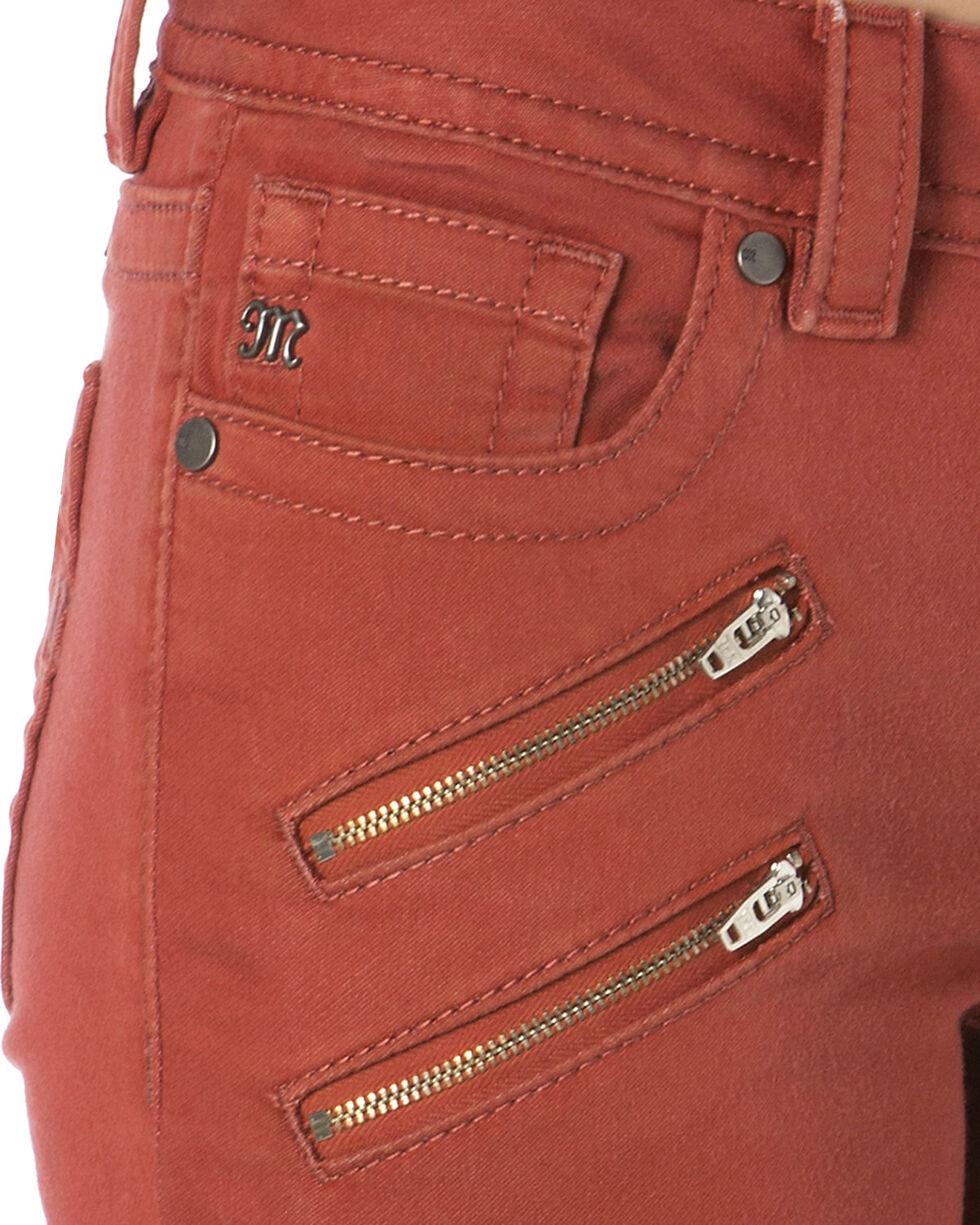 Miss Me Women's Speedy Russett Skinny Jeans, Russet, hi-res