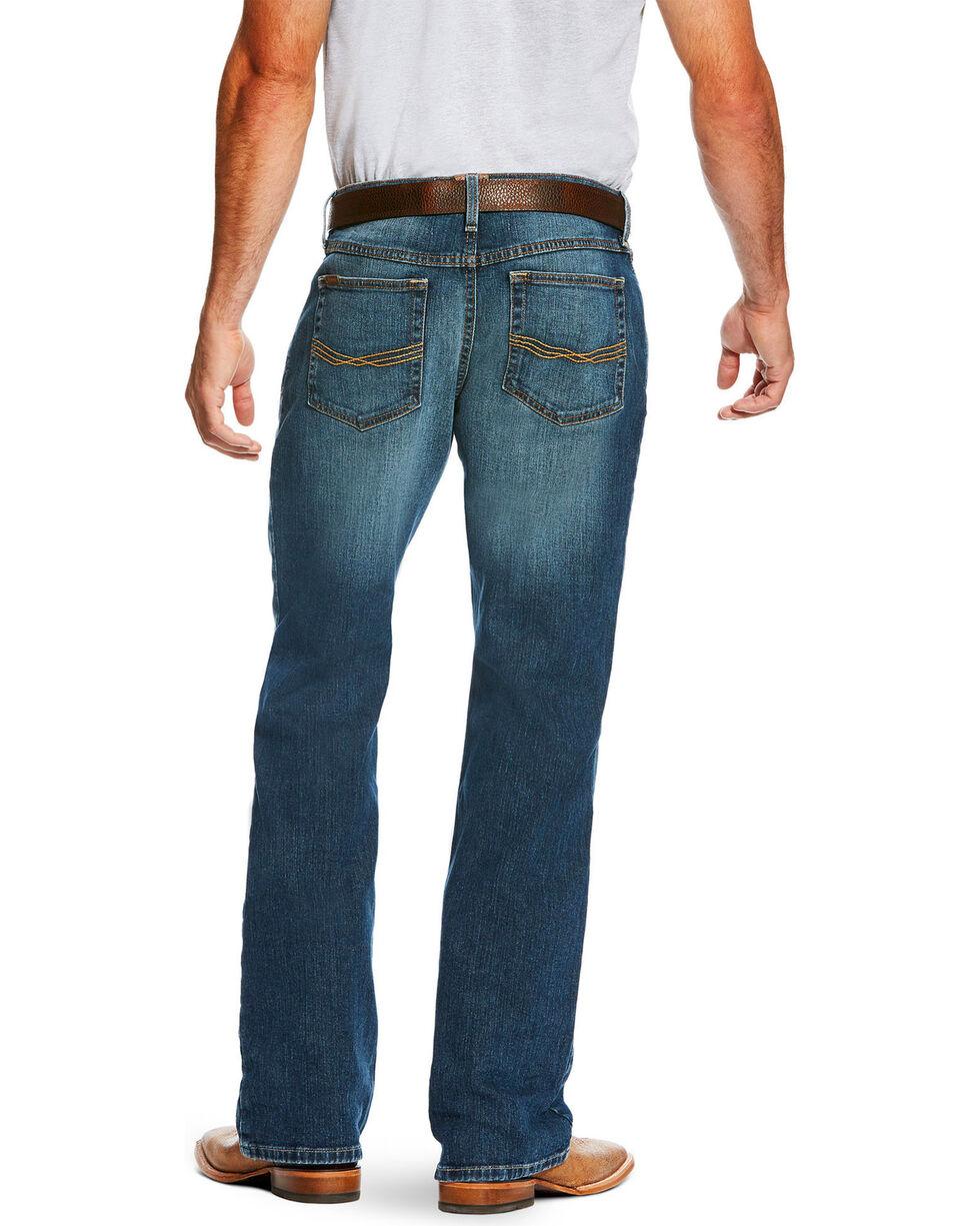 Ariat Men's Blue M4 Kilroy Jeans -  Boot Cut , Blue, hi-res