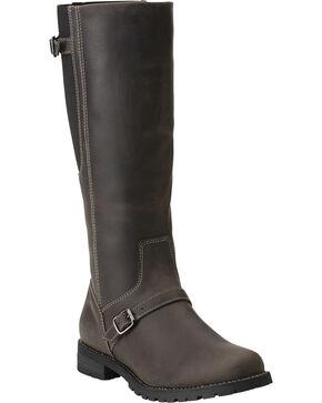 Ariat Women's Stanton Waterproof Boot, Iron, hi-res