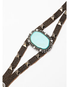 Idyllwind Women's Keep An Eye Out Cuff Bracelet, Turquoise, hi-res