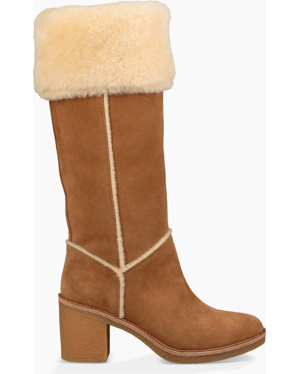 UGG Women's Tall Heeled Boots, , hi-res