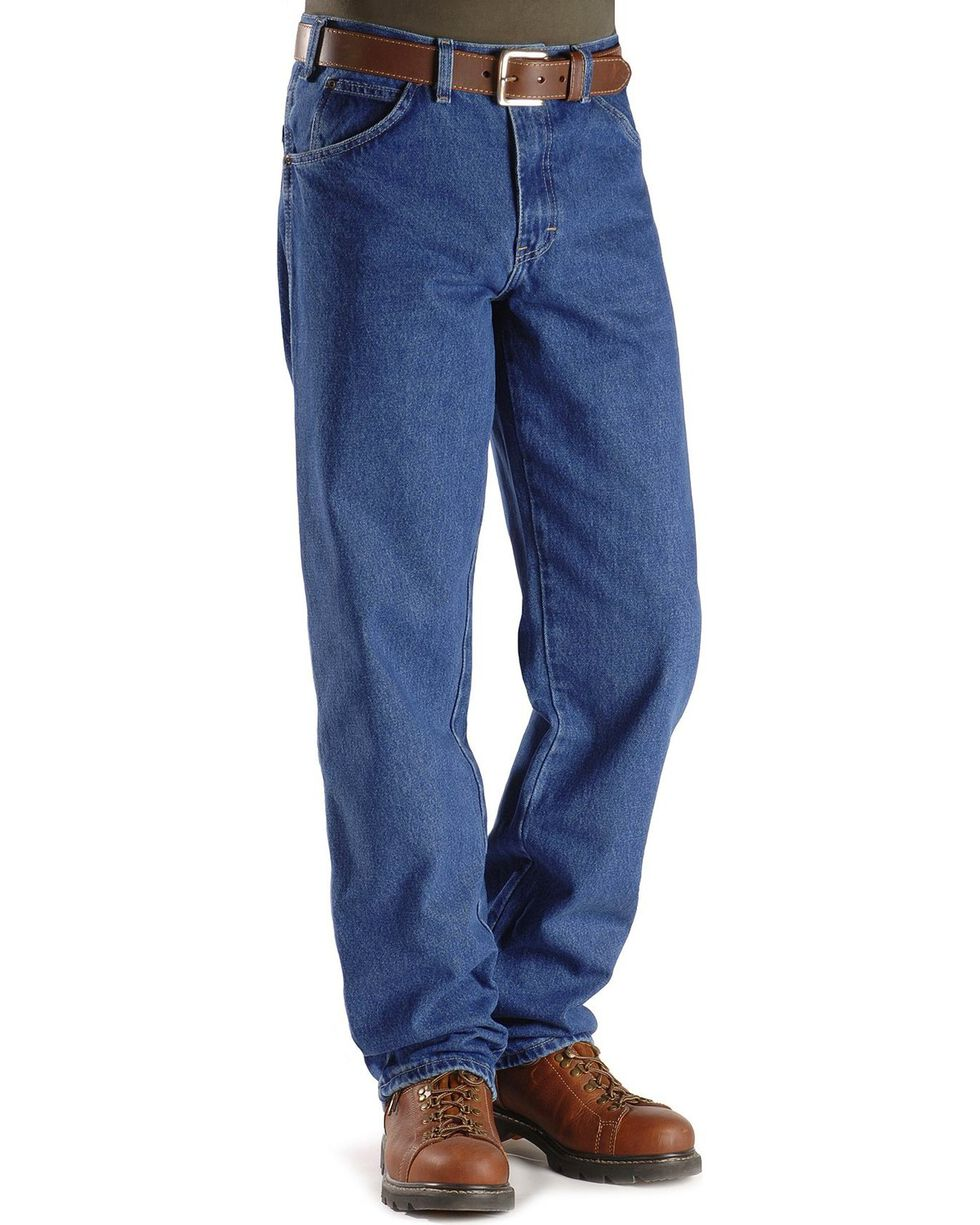 Dickies Jeans - Relaxed Fit Work Jeans, Stonewash, hi-res