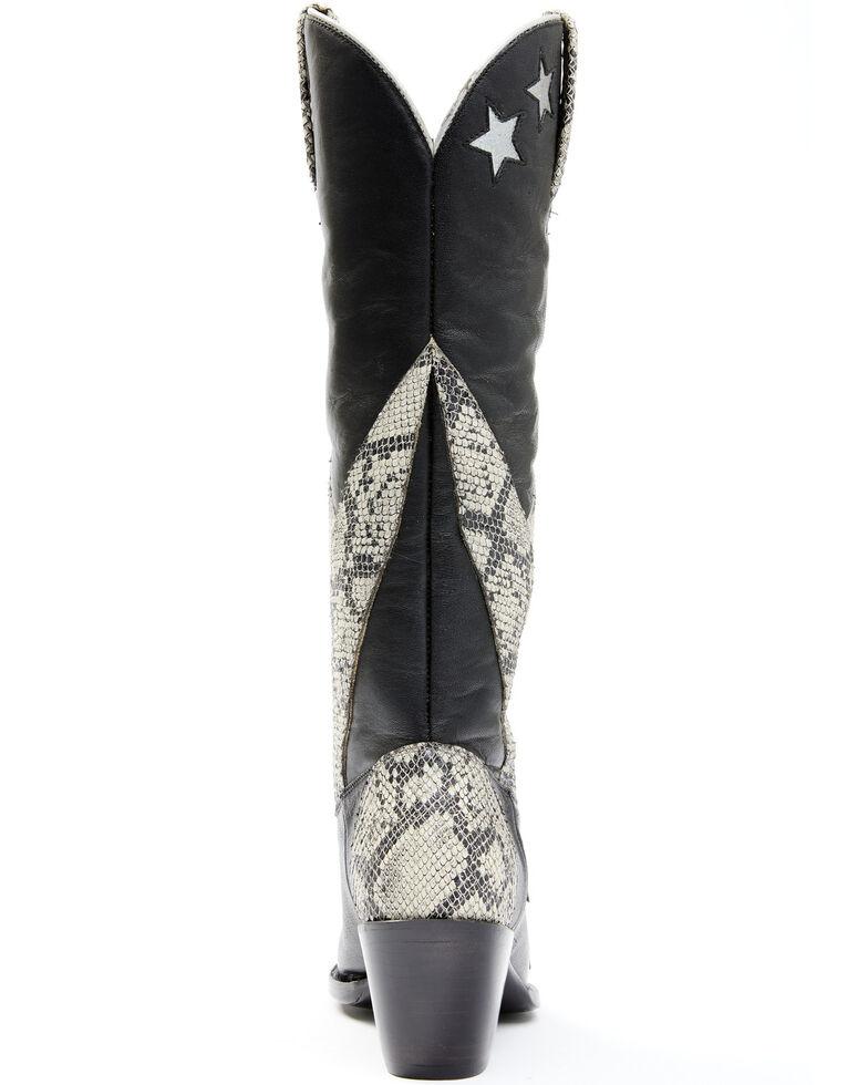 Idyllwind Women's Starlight Western Boots - Snip Toe, Black, hi-res