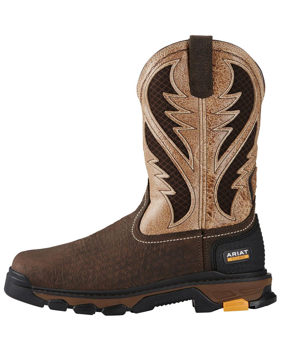 Ariat Men's VentTEK Intrepid Work Boots, , hi-res