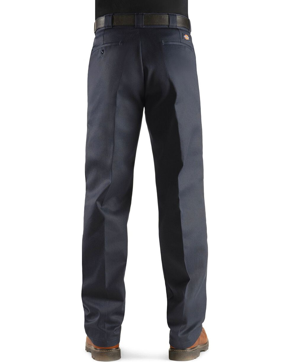 Dickies Men's Original 874 Work Pants, Navy, hi-res