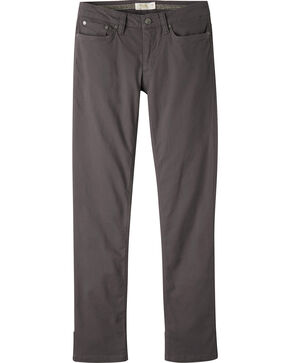 Mountain Khakis Women's Classic Fit Camber 106 Pants - Petite, Slate, hi-res
