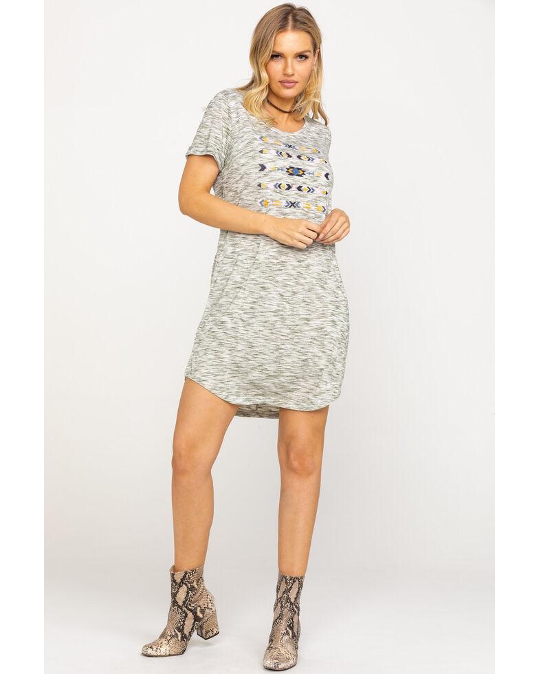 Ariat Women's Kay Tee Dress, Olive, hi-res