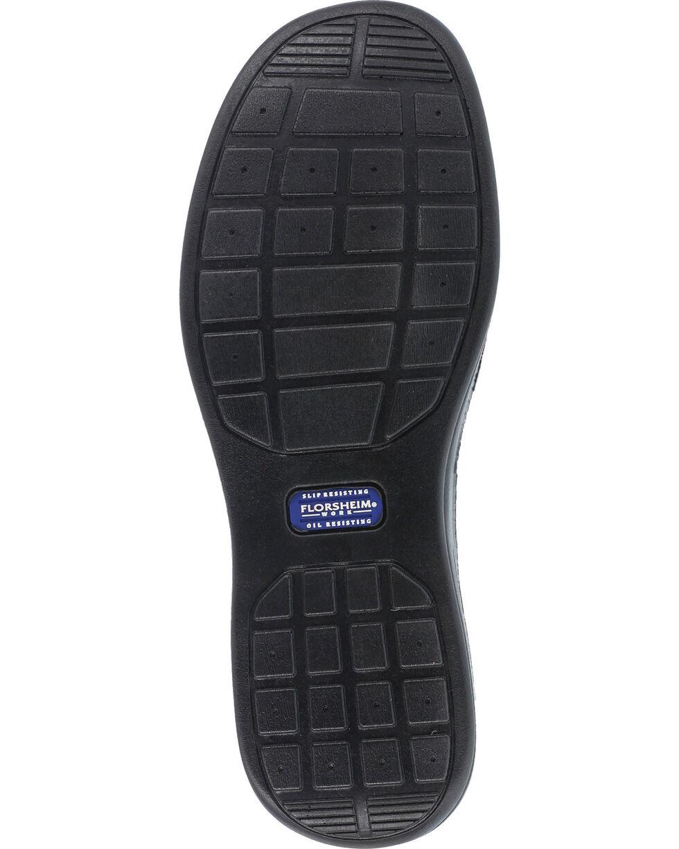 Florsheim Women's Dress Shoes - Steel Toe , Black, hi-res